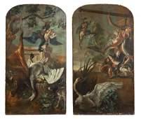 18th Century Italian School, two works