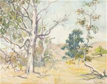 Louise Cunningham (1881 - 1983 Felton, CA)