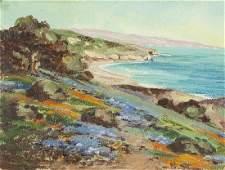 Hazel Hummel (1890 - 1965 San Diego, CA)