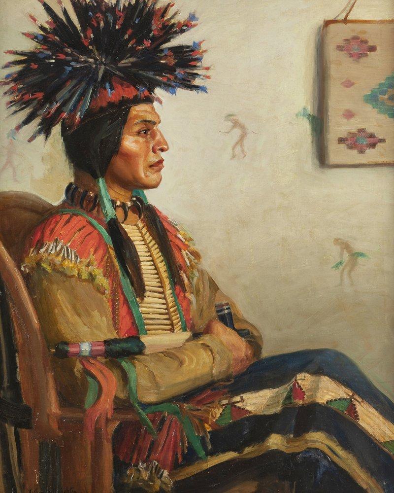 Kathryn W. Leighton (1875 - 1952 Los Angeles, CA)