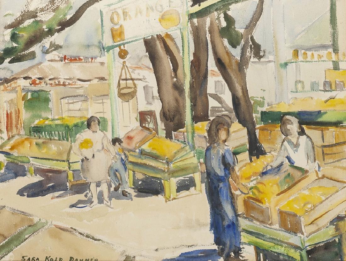 Sara Kolb Danner (1894 - 1969 Santa Barbara, CA)