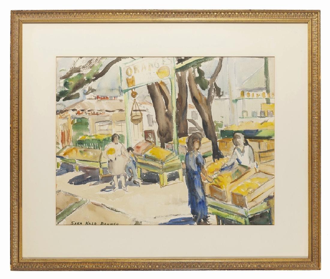 Sara Kolb Danner (1894 - 1969 Santa Barbara, CA) - 2