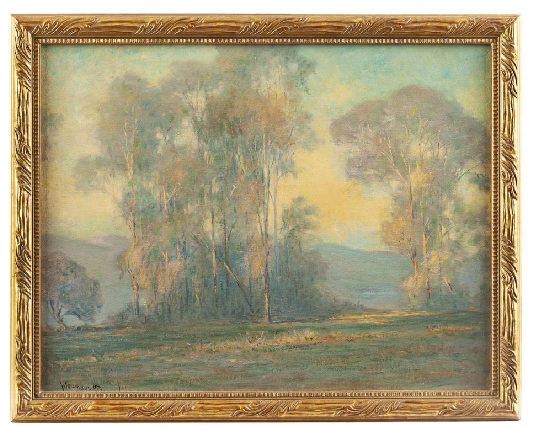 William Louis Otte (1871 - 1957 Santa Barbara, CA) - 2