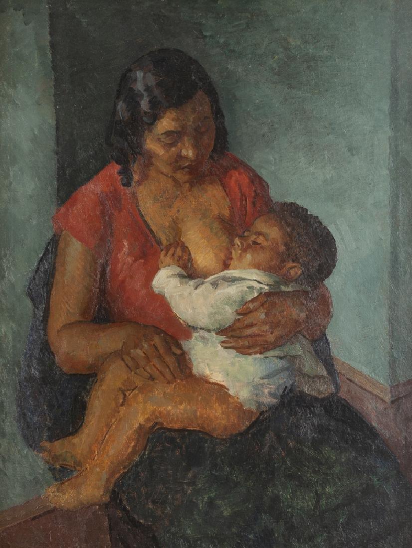Mischa Askenazy (1888 - 1961 Los Angeles, CA)