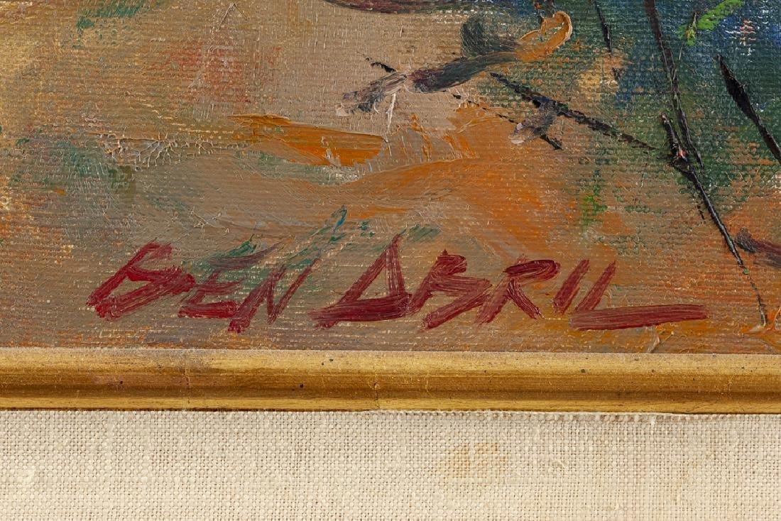 Ben Abril (1923 - 1995 Los Angeles, CA) - 3