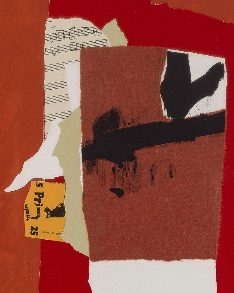Robert Motherwell (1915 - 1991 American) - 2