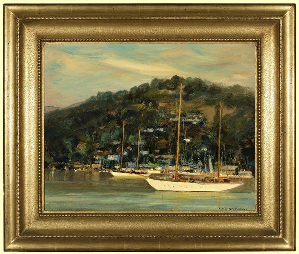 16: Alfred R. Mitchell (1888-1972)