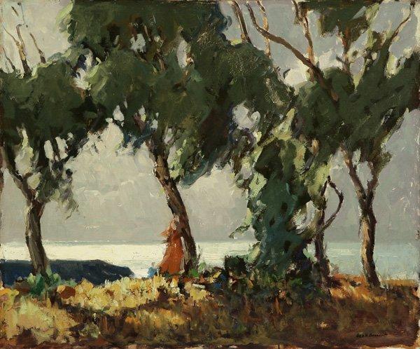 22: George K. Brandriff (1890-1936)