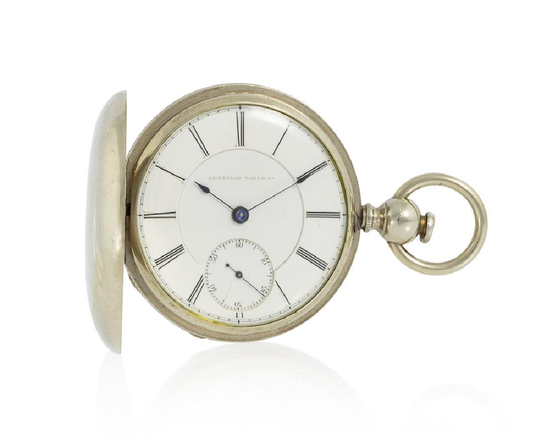 American Watch Co. pocket watch