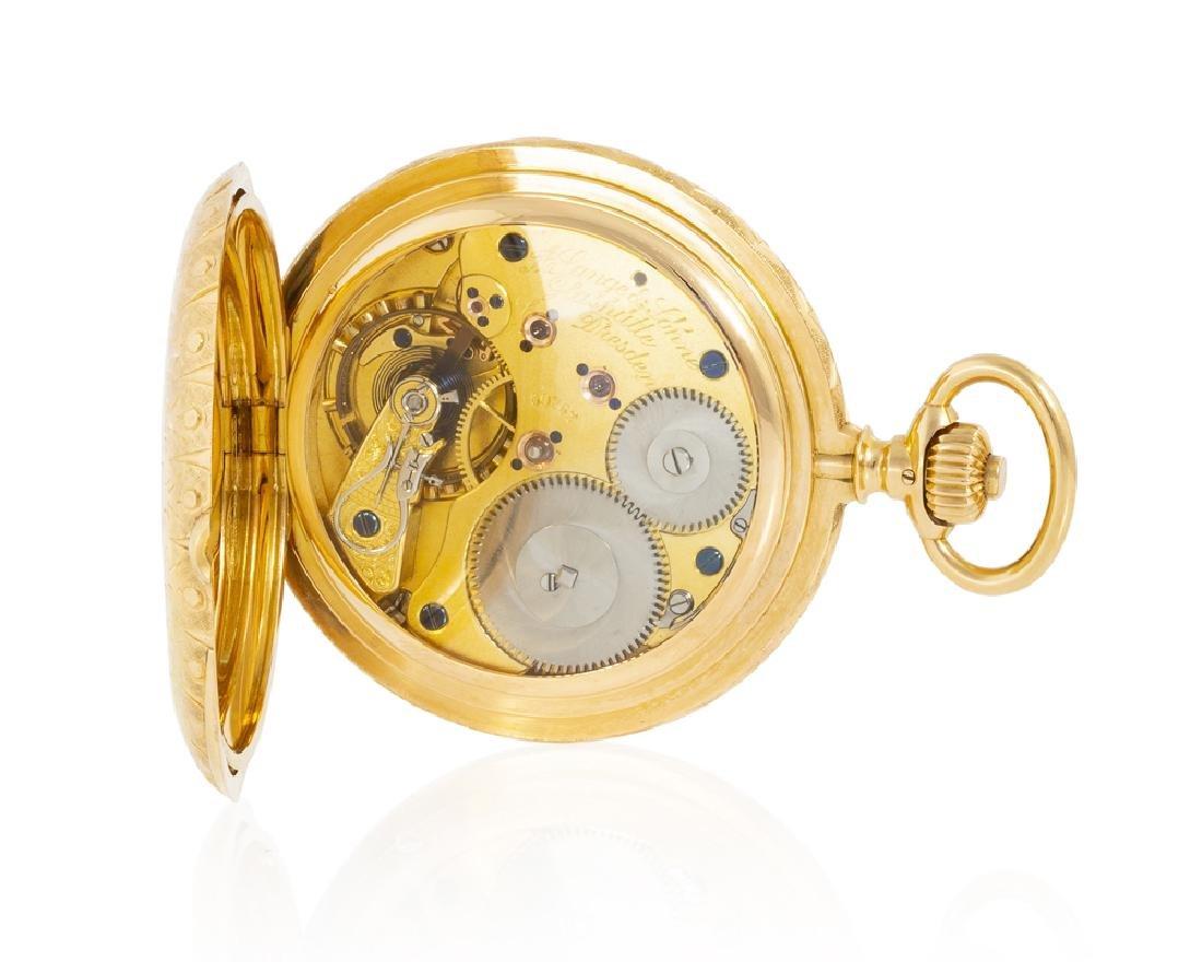 A. Lange & Söhne Anchor Chronometer pocket watch - 2