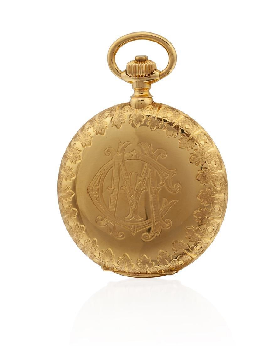 A. Lange & Söhne Anchor Chronometer pocket watch - 4