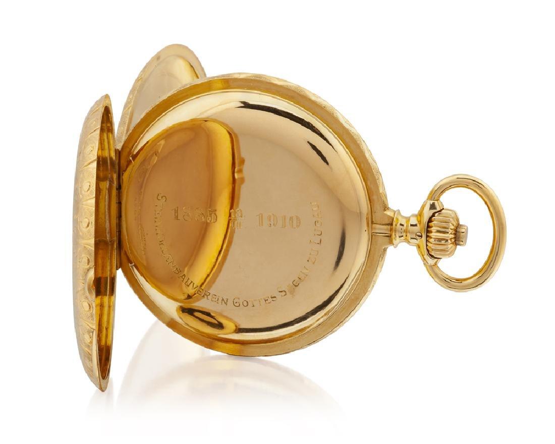 A. Lange & Söhne Anchor Chronometer pocket watch - 5