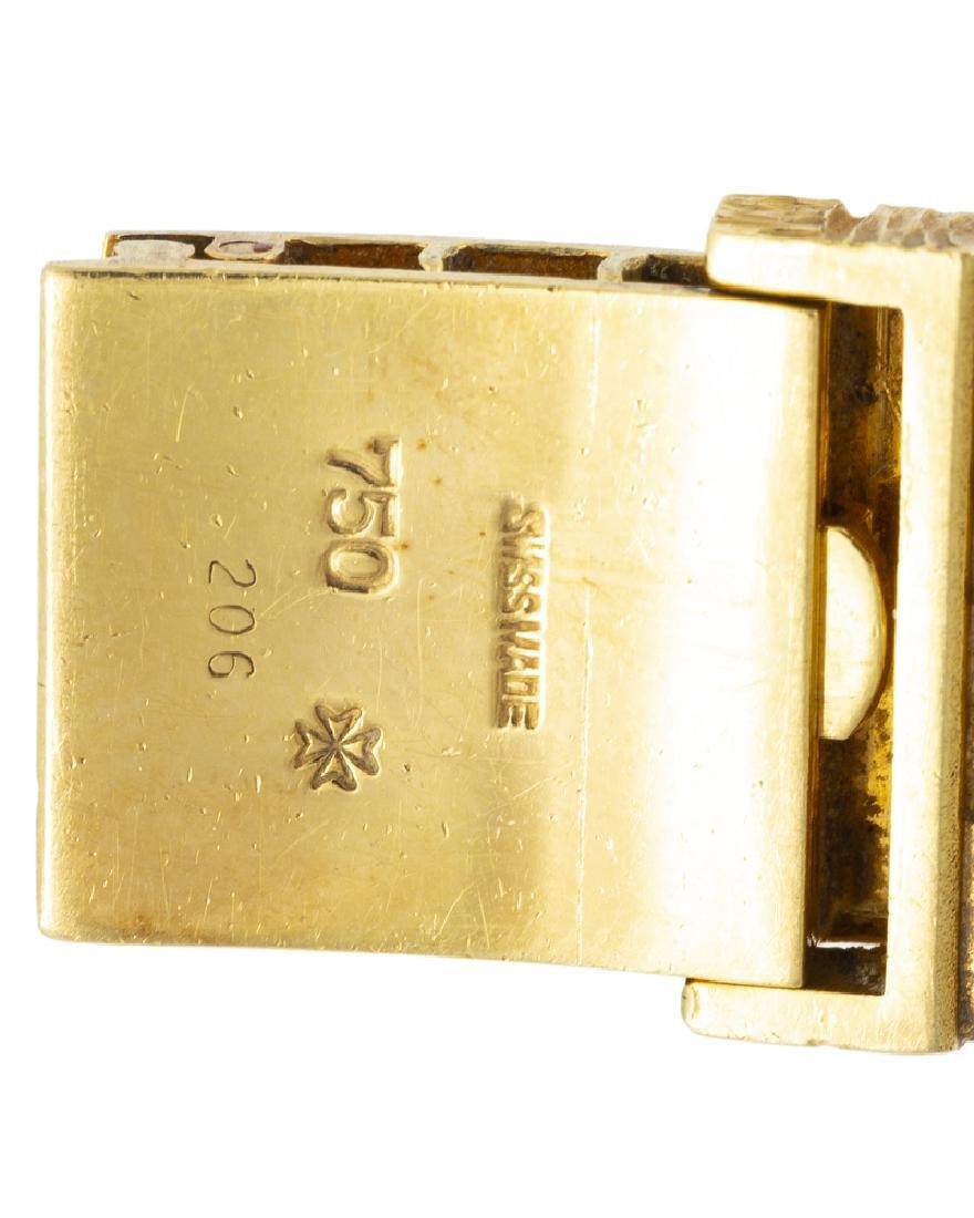 Vacheron Constantin 18K yellow gold wristwatch - 4