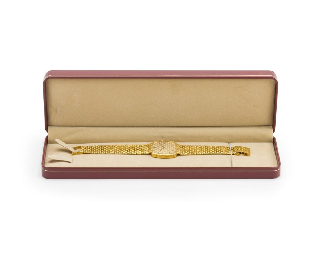 Vacheron Constantin 18K yellow gold wristwatch - 6
