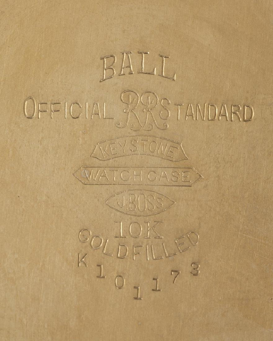 Ball & Co. Railroad Grade pocket watch - 3