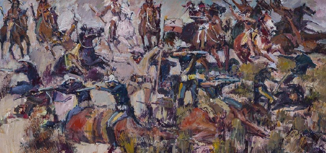 James Lee Colt (1922 - 2005 Palm Springs, CA)