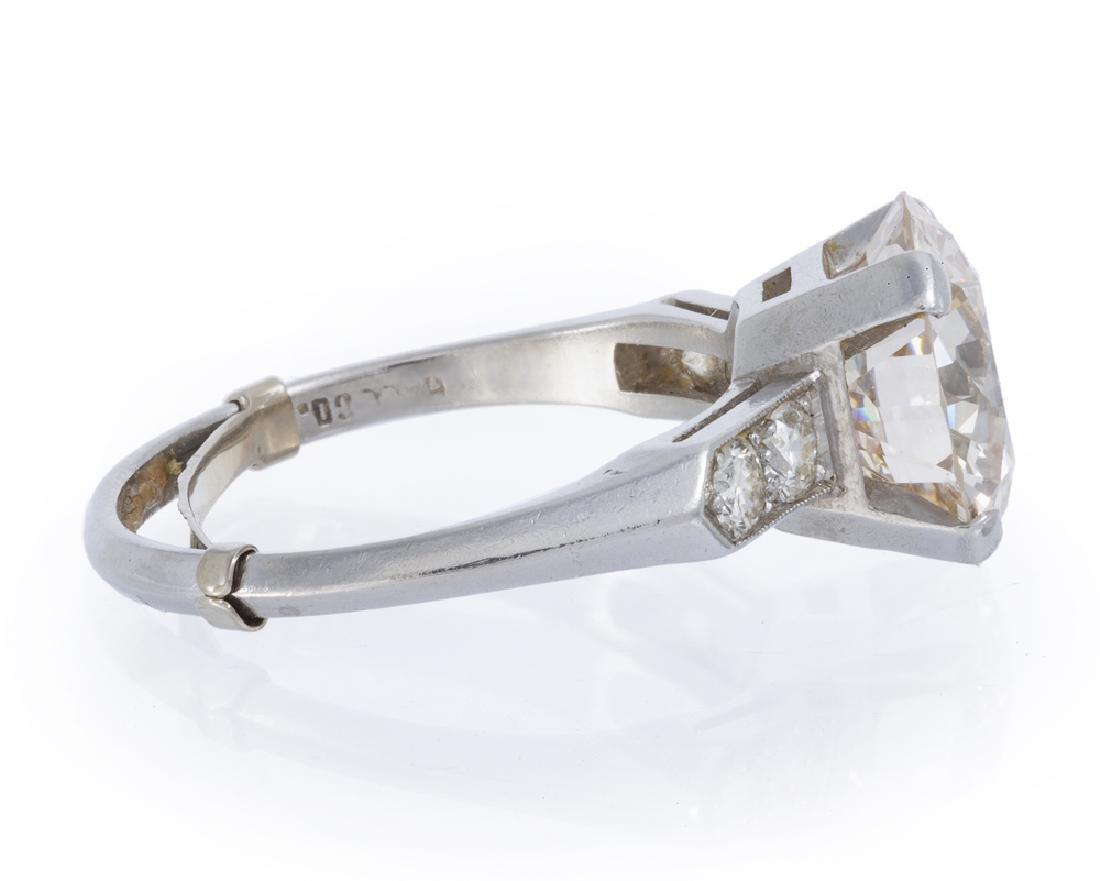 An Art Deco diamond ring - 3