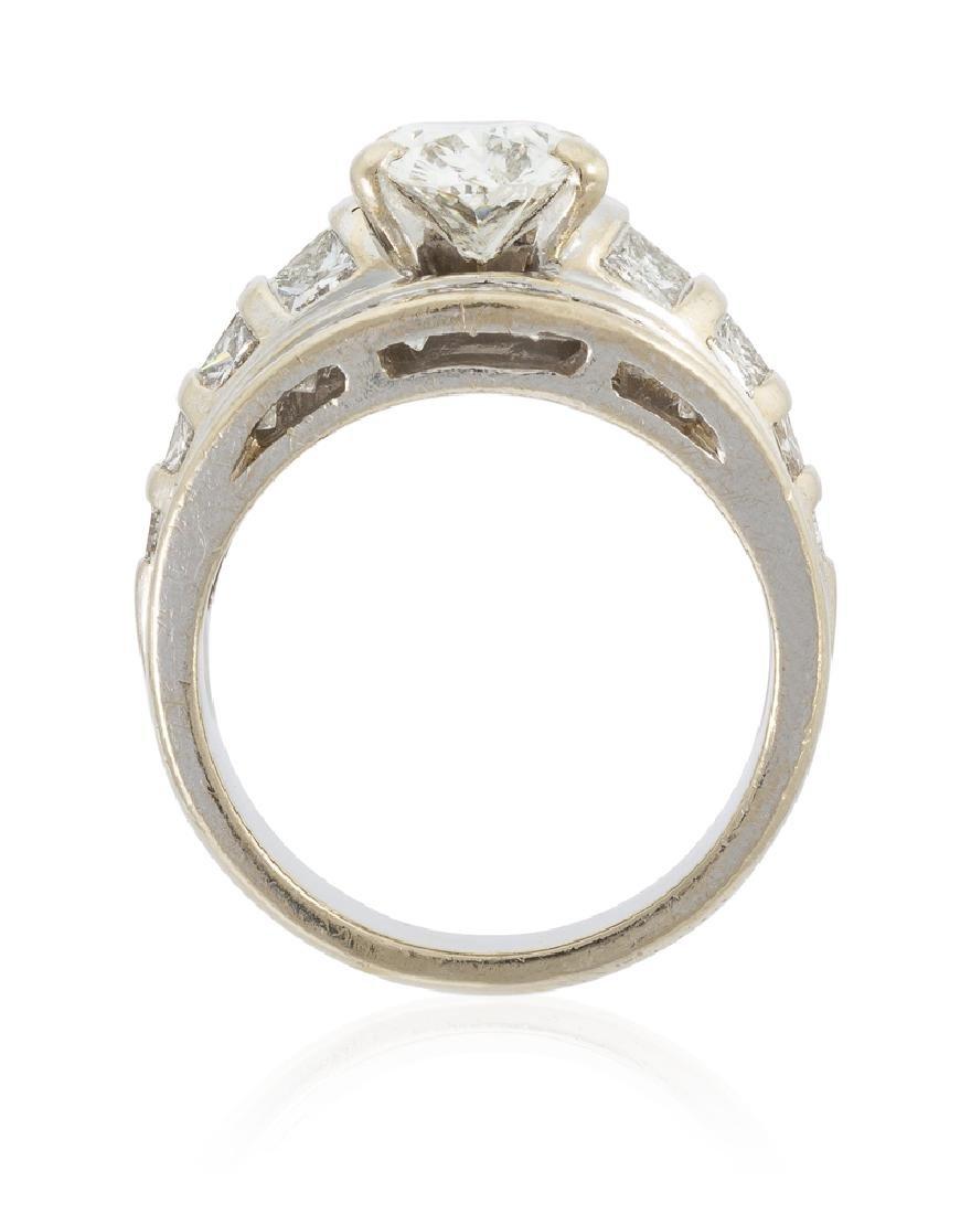 A diamond ring - 4
