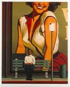 R. Kenton Nelson (1954-* Los Angeles, CA)