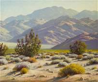 Paul Grimm (1891-1974 Palm Springs, CA)