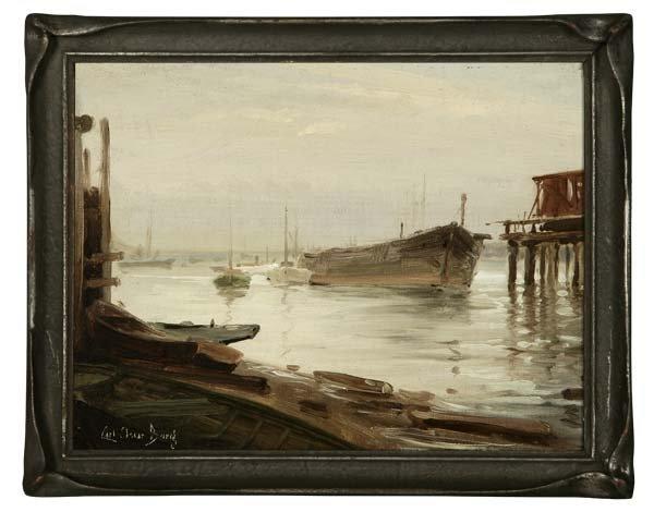 4: Carl Oscar Borg (1879-1947)