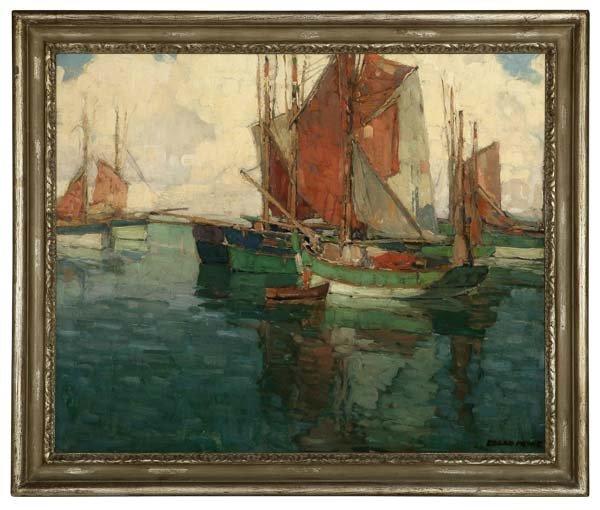 24: Edgar A. Payne (1883-1947)