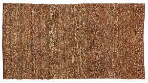 An Austrian Art Deco rug