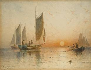 Charles Henry Gifford (1839-1904 Fairhaven, MA)