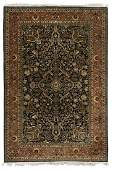 A Persian area rug