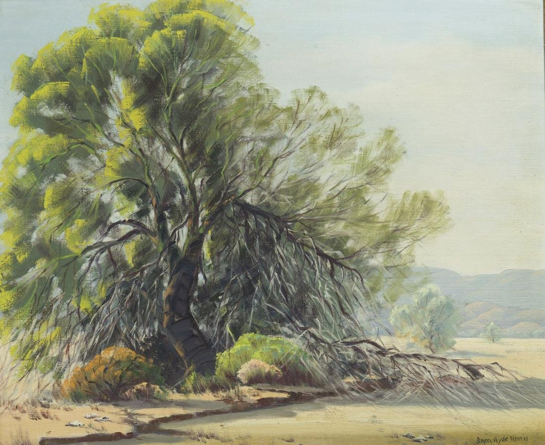 Sam Hyde Harris (1889-1977 Alhambra, CA)