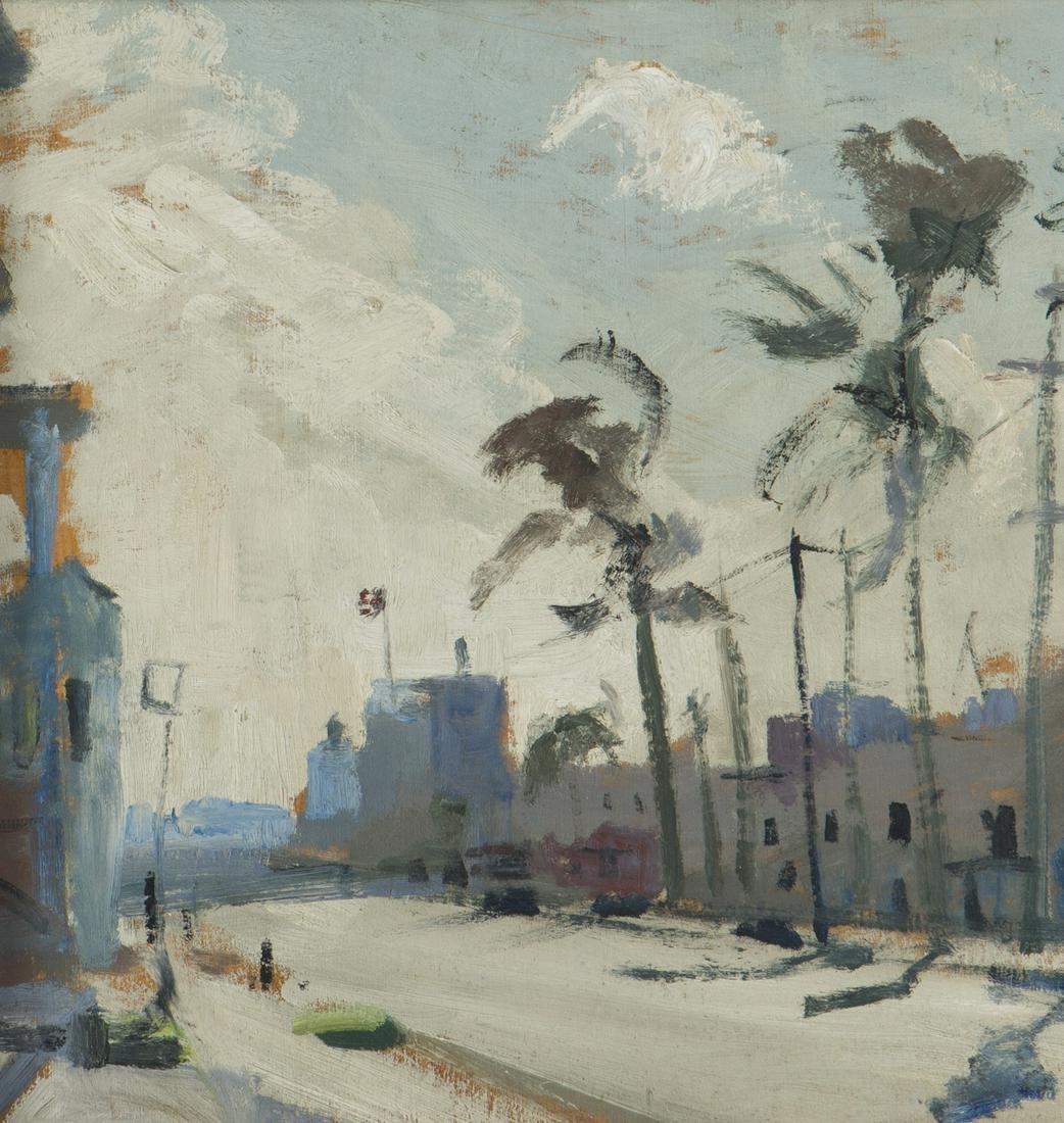 Harry Carnohan (1904-1969 La Jolla, CA)