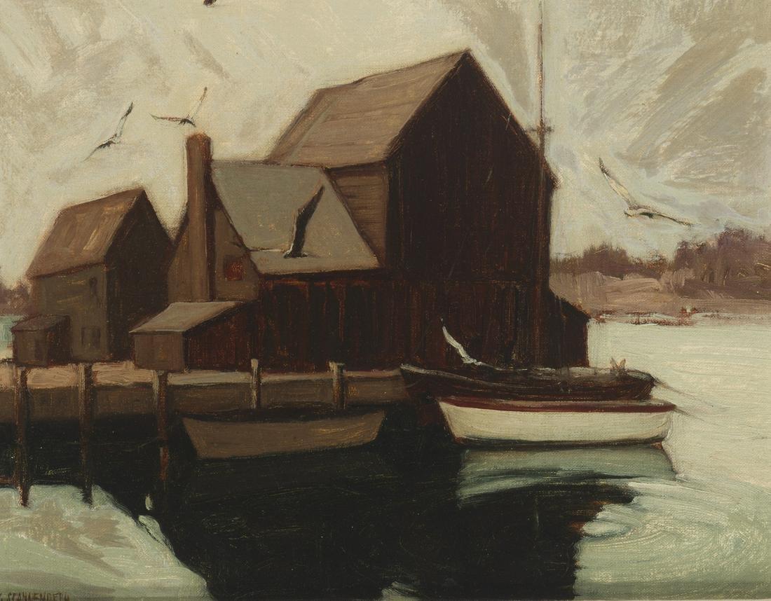 George Spangenberg (1907-1964 San Diego, CA)