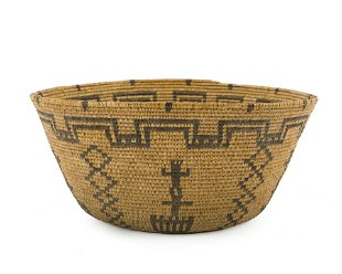 Antique Apache Basket - Dec 16, 2017 | Appraisal & Estate