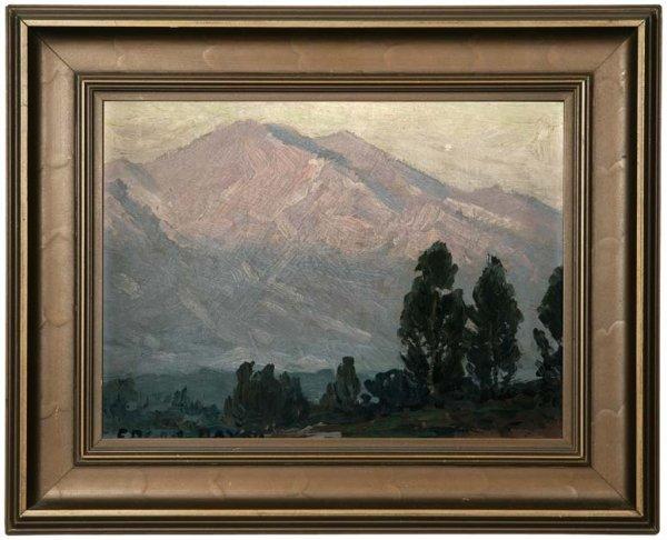 10: Edgar A. Payne (1883-1947)