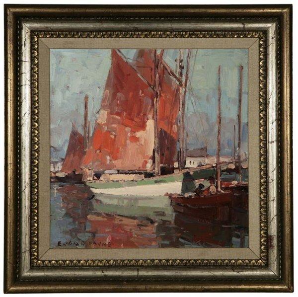 21: Edgar A. Payne (1883-1947)