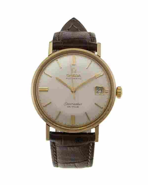 A gent's Omega Seamaster De Ville wristwatch