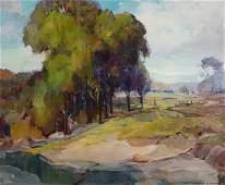 Nell Walker Warner (1891-1970 Carmel, CA)