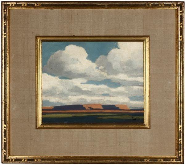 139: Harold Buck Weaver (1889-1961)