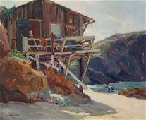 George K. Brandriff (1890-1936 Laguna Beach, CA)