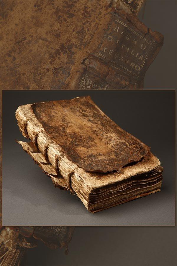 1014: Emanuel Tesauro Epitome del Regno d'Italia 1664