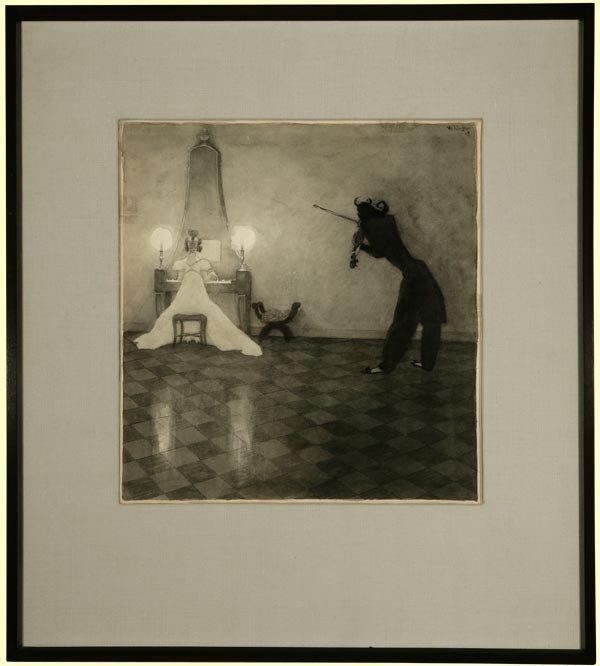 1109: Lyonel Feininger (1871-1956)