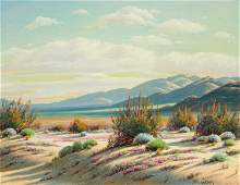 Paul Grimm (1892-1974 Palm Springs, CA)