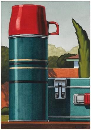 R. Kenton Nelson (b. 1954, American)