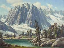Paul Grimm (1891-1974, Palm Springs, CA)