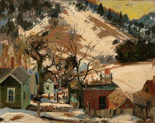 17: Alfred R. Mitchell (1888-1972)