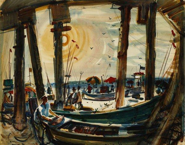 159: Phil Latimer Dike (1906-1990)