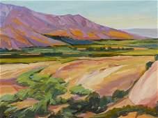 Raymond Cuevas (b. 1932, Los Angeles, CA)