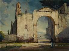 Orrin A. White (1883-1969, Pasadena, CA)