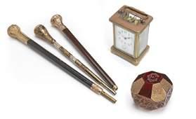 Five Victorian pieces