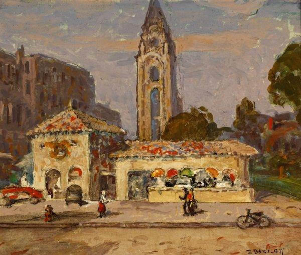 10: Dana Bartlett (1882-1957)